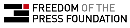 Freedom of the Press Foundation logo