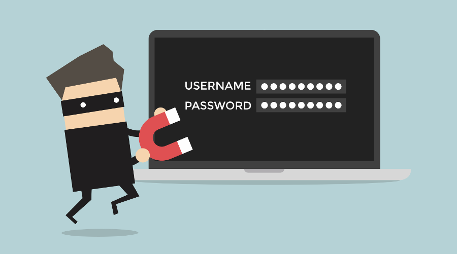 Privacy Mythbusting #2: My password keeps me safe. (Not necessarily!)