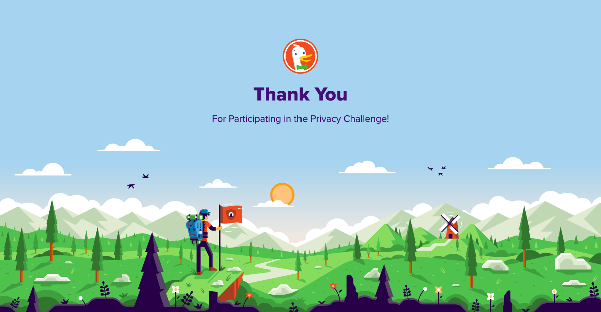 2018 DuckDuckGo Privacy Donations: $500,000 + $142,000 From You!
