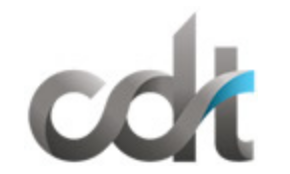 Logo for the Center for Democracy & Technology (CDT)