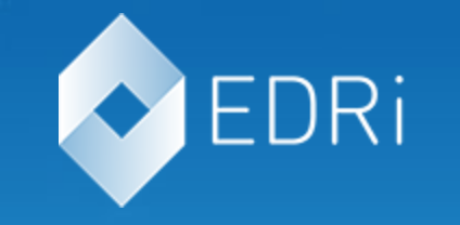 Logo for European Digital Rights (EDRi)