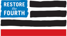 Logo for Restore The Fourth.