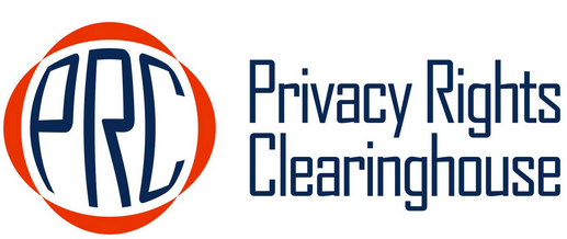 Logo for Privacy Rights Clearinghouse.
